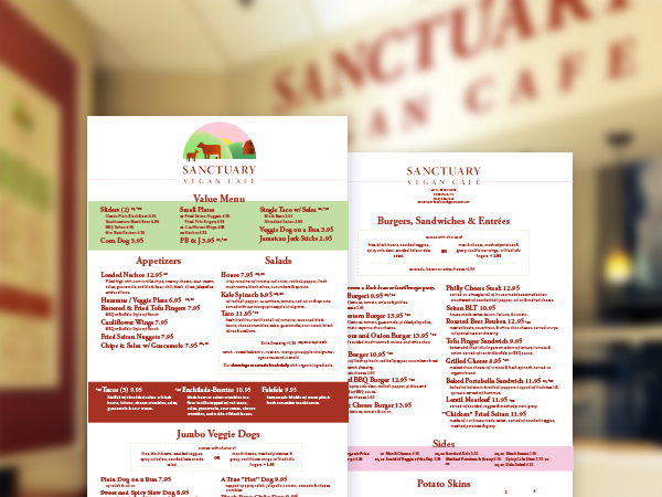 Sanctuary Vegan Cafe